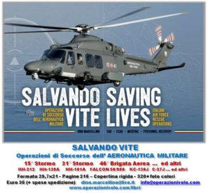 Libro Aeronautica Militare, soccorso aereo