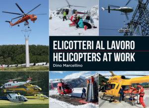 Libro lavoro aereo con elicotteri ed elisoccorso