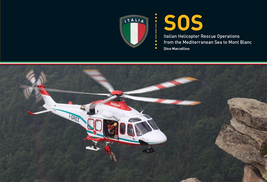 Libro elicotteri elisoccorso