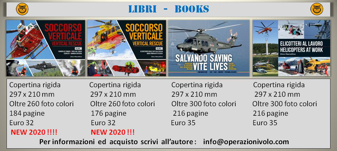 Operazioni Volo Libri Books